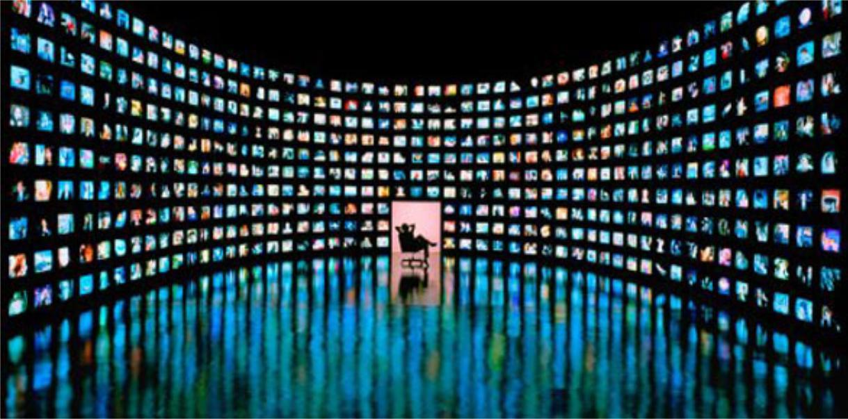 Overal TV kijken